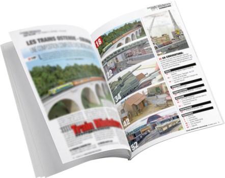 sommaire Train Miniature Magazine