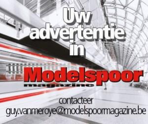 adverteren Modelspoormagazine