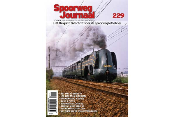 Cover Spoorwegjournaal 229