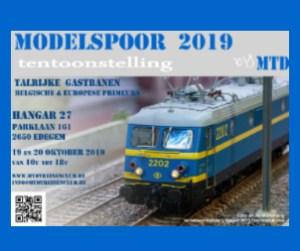 Modelspoor 2019 by MTD