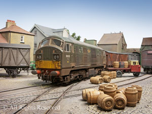 Model Train Scenery Ideas & Model Train Club For Model Railroaders  Image of topright