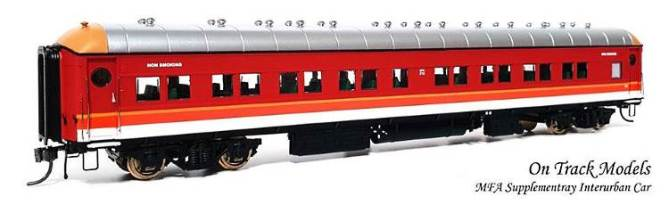On Track Models next release will be the 72'6