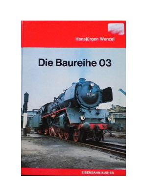 baureihe 03 Eisenbahn kurier