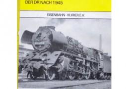 Dampflokomotiven der DR nach 1945