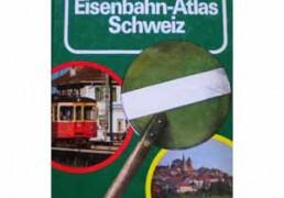 rosser Eisenbahn-Atlas Schweiz von Kummerly und Frey