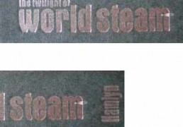 World steam