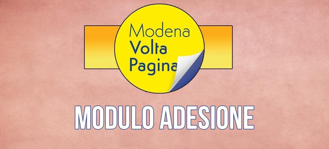 Modena Volta Pagina gruppo aperto