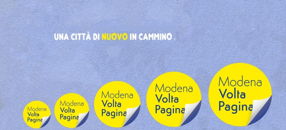 Modena Volta Pagina