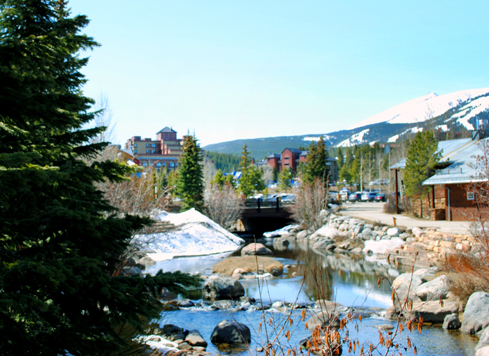 Breckenridge Colorado Skiing Snowboarding Vacation