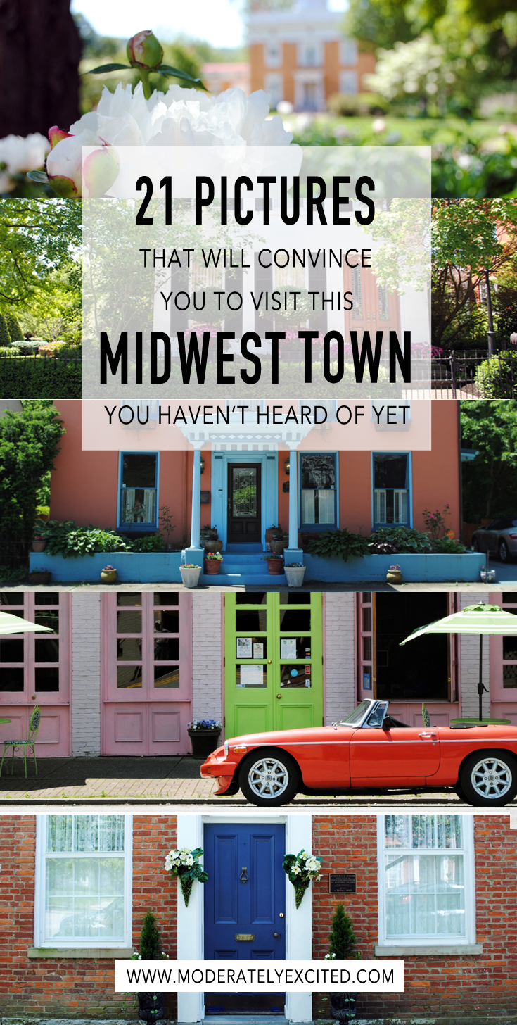 21 pictures that will convince you to visit this Midwest town you haven't heard of yet.