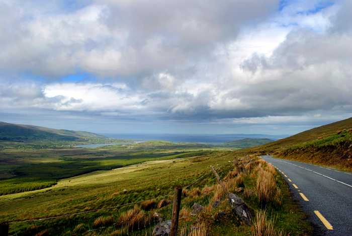 Conor Pass Driving Tour Ireland