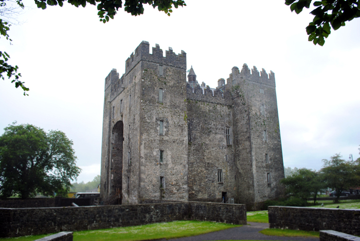 Bunratty Castle in Bunratty, Ireland