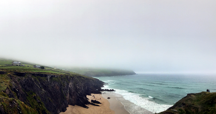 Coumeenoole Beach in Dingle, Ireland