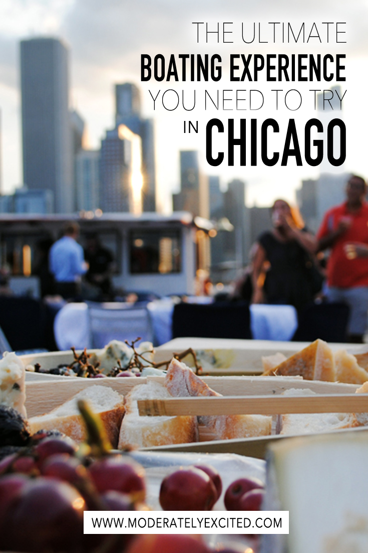The ultimate boating experience you need to try the next time you're in Chicago!