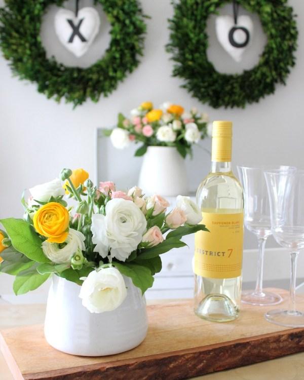 Spring Floral Arrangement - Friday Friends Parade