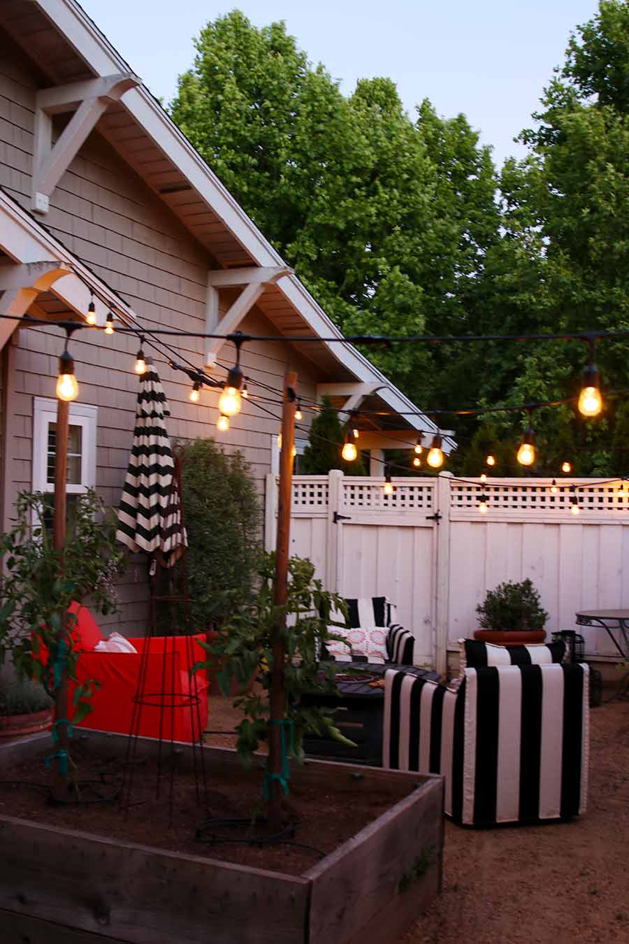 summer patio tour our napa inspired
