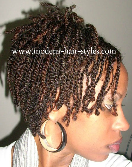 Pictures Of Black Hairstyles Protective Natural And