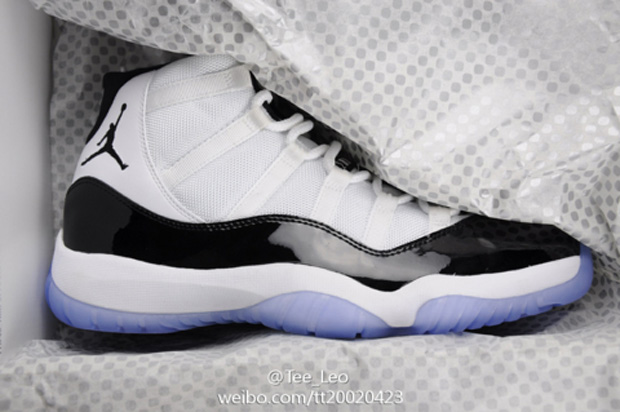 Air Jordan 11 Concord New Images (5)