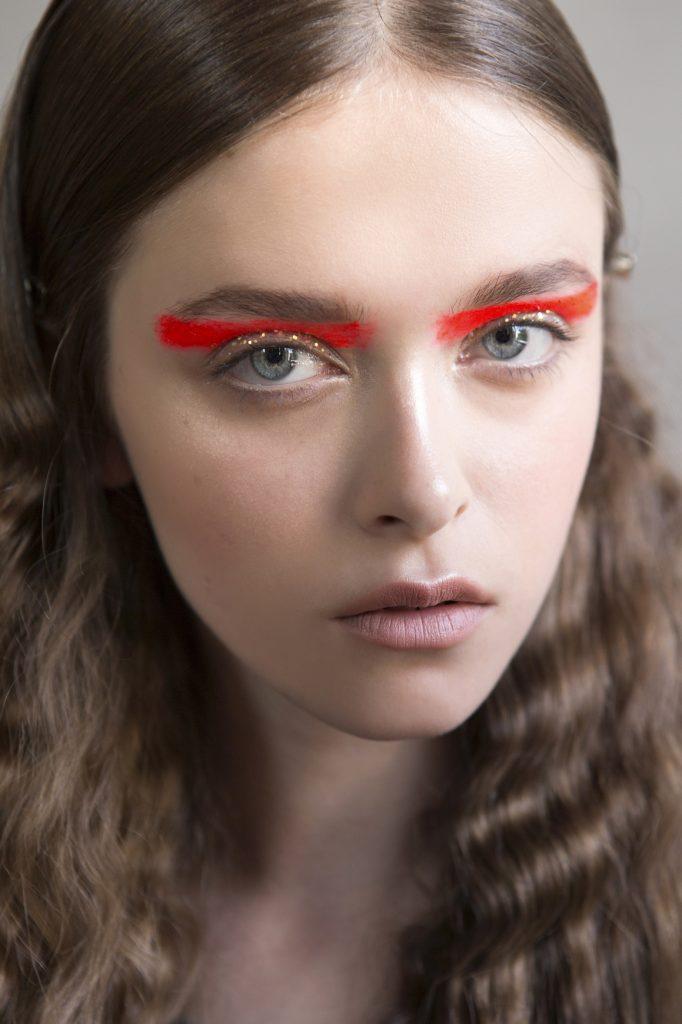 Тенденции в макияже весна-лето 2017
