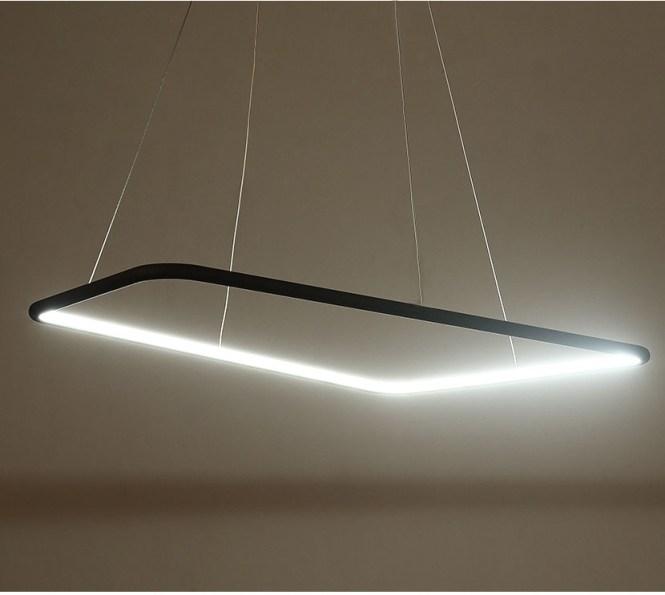 Quadrate Modern Pendant Light Lighting