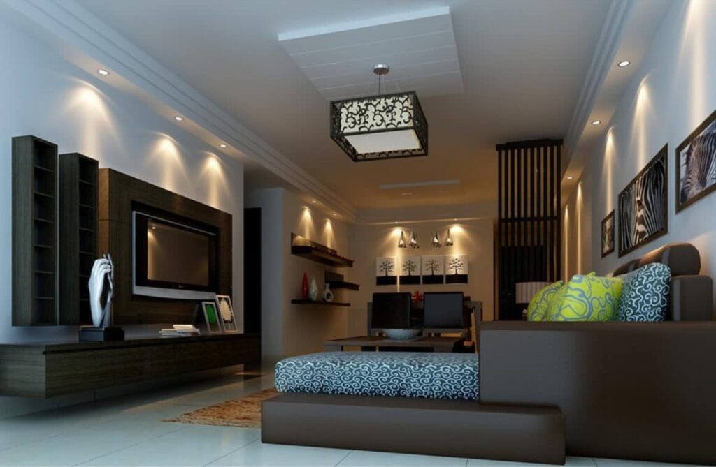 Hanging Lights For Living Room A Complete Guide ModernPlace