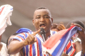 Ashanti Regional Chairman of the New Patriotic Party, Bernard Antwi Boasiako