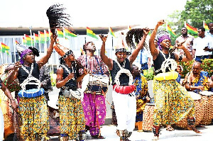 Ghana to be honored at an annual American festival