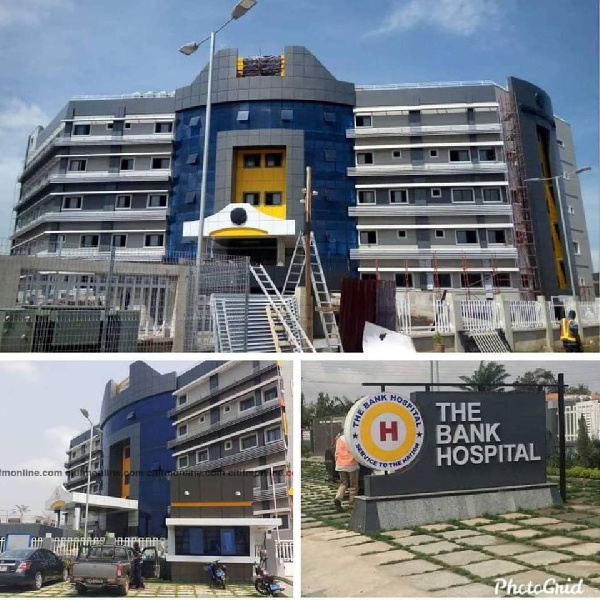 BoG Hospital is Mahama's legacy – Ato Forson replies Kweku Baako