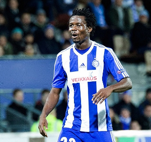 Anthony Annan signs new Inter Turku deal as player coach