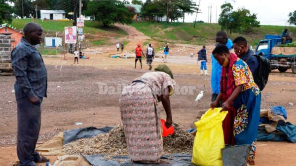 Ugandan officials ban drying of mukene on bare ground