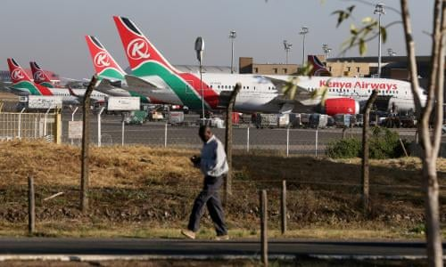 16-year-old stowaway survives flight from Kenya to Holland after hiding in plane's landing gear