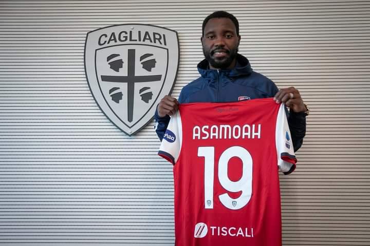 Kwadwo Asamoah, Cagliari