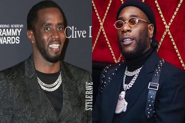 Burna Boy says he wants to be a Billionaire like Diddy