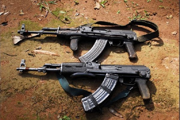 Shoot anyone with AK-47 in the bush - Buhari orders Nigerian soldiers