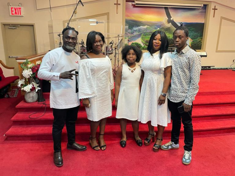 Meet the beautiful family of Countryman Songo