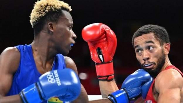 Olympics: Ghana wins the first medal since 1992