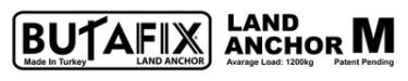 butafix-M-LAND ANCHOR