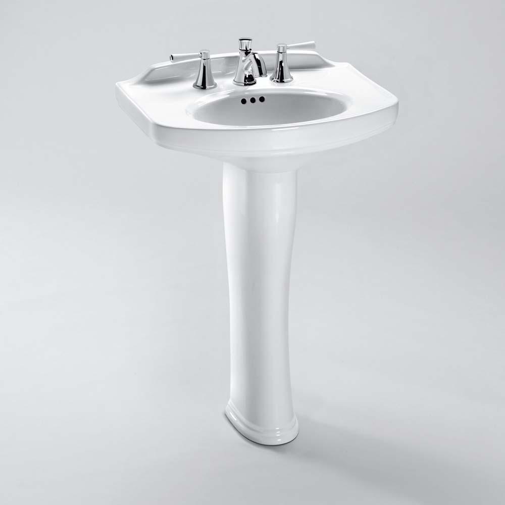 TOTO Dartmouth Pedestal Lavatory Free Shipping Modern Bathroom