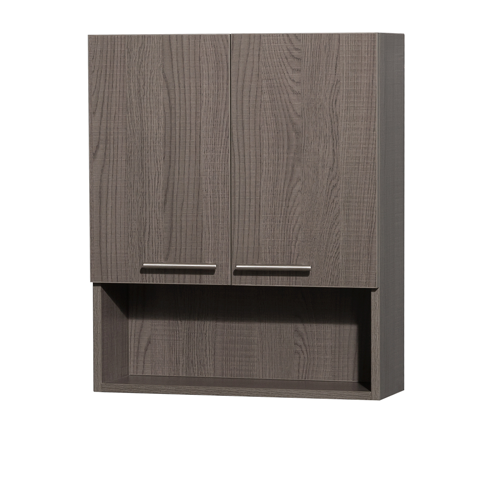 Amare Over Toilet Wall Cabinet By Wyndham Collection
