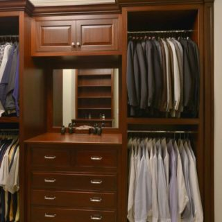 Handcrafted   Custom Cabinetry Manufacturing   Modern Cabinet     Bathrooms   Closet Gallery      Modern Cabinet