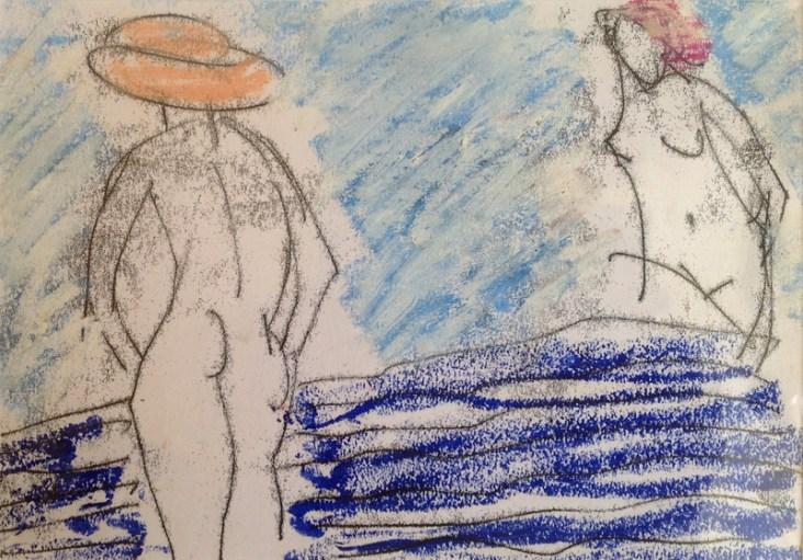 Charles Howard, Nudes at Sea