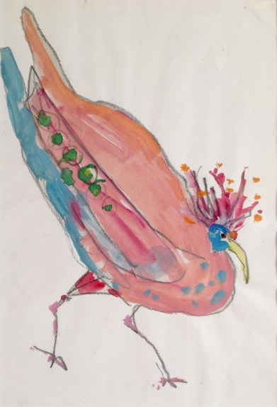 Barbara Karn, Purposeful Bird