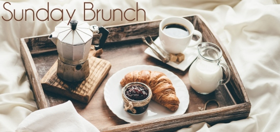 Sunday Brunch With Melissa Bartell