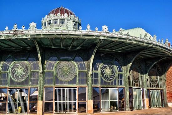Asbury Park Carousel House