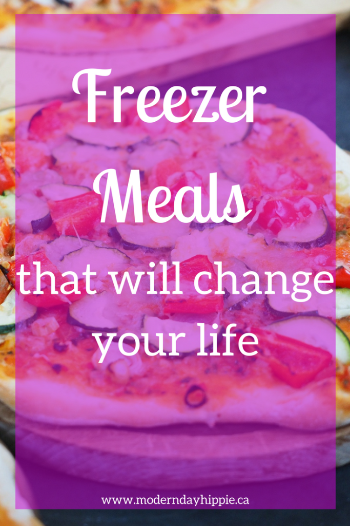 freezer meals that will change your life