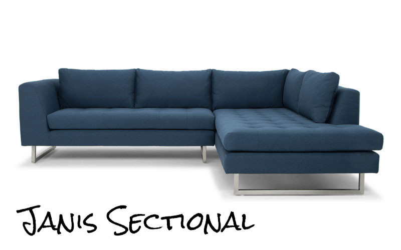 best mid century modern sectional sofas