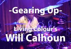 Video Tour! Will Calhoun's Living Colour Kit