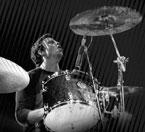 Drummer Pete Wilhoit of FYI