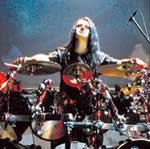 drummer Adrian Erlandsson of Cradle Of Filth