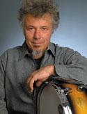 Drummer Jim Christie
